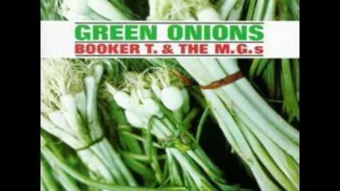 Booker T & the M G 's - Green Onions (Original HQ audio)