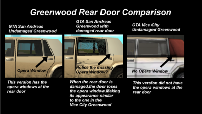 GTASA-Greenwood Door Comparioson