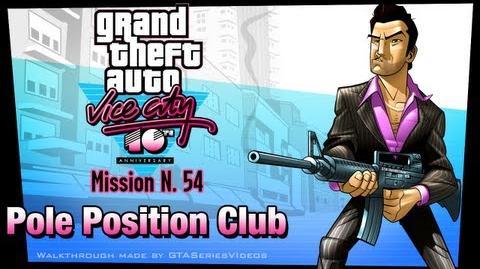 GTA Vice City - iPad Walkthrough - Mission 54 - Pole Position Club