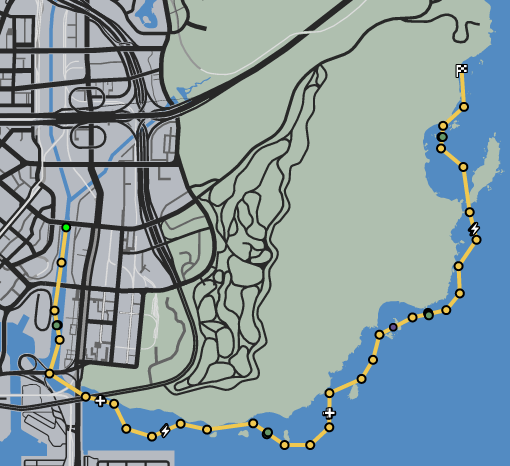 File:Gone Coastal GTAO Race Map.png