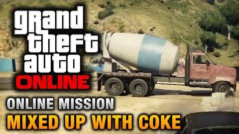 GTA Online - Mission - Mixed Up With Coke Hard Difficulty