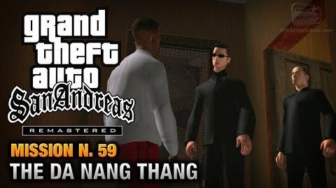 GTA San Andreas Remastered - Mission 59 - The Da Nang Thang (Xbox 360 PS3)