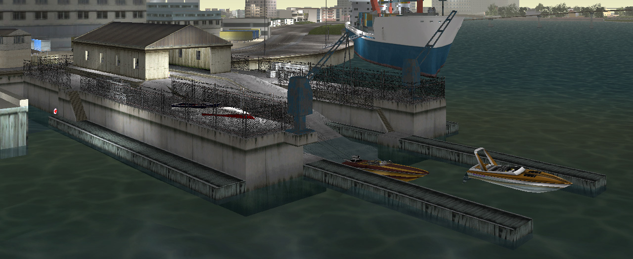 Boatyard  GTA Wiki  FANDOM powered by Wikia