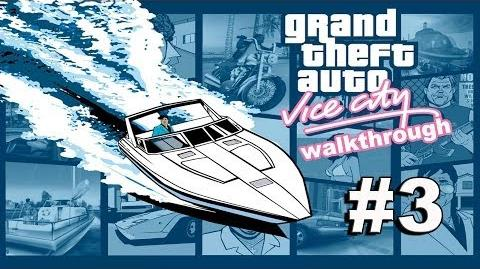 Grand Theft Auto Vice City Playthrough Gameplay 3