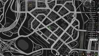 Vehicle Export Showroom GTAO Pinkslips Davis Map