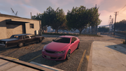 Chantelle GTAV Pink Zion