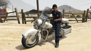 Officer Jernigan-GTAO-Chopper Tail Spawn