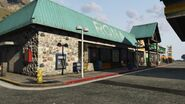 Tatavaiam Truckstop GTAV RON 24 7 Building
