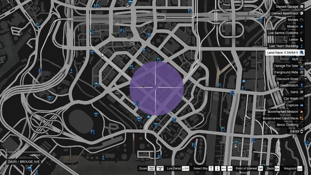 File:Distract Cops GTAO Map Davis.png