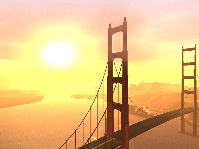 File:SunriseoverGantBridge.jpg