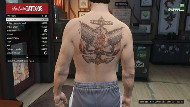 File:Tattoo GTAV Online Male Torso Ship Arms.jpg