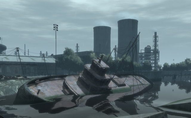 File:Wreck Tug5 GTAIV Wreckage from tanker.png
