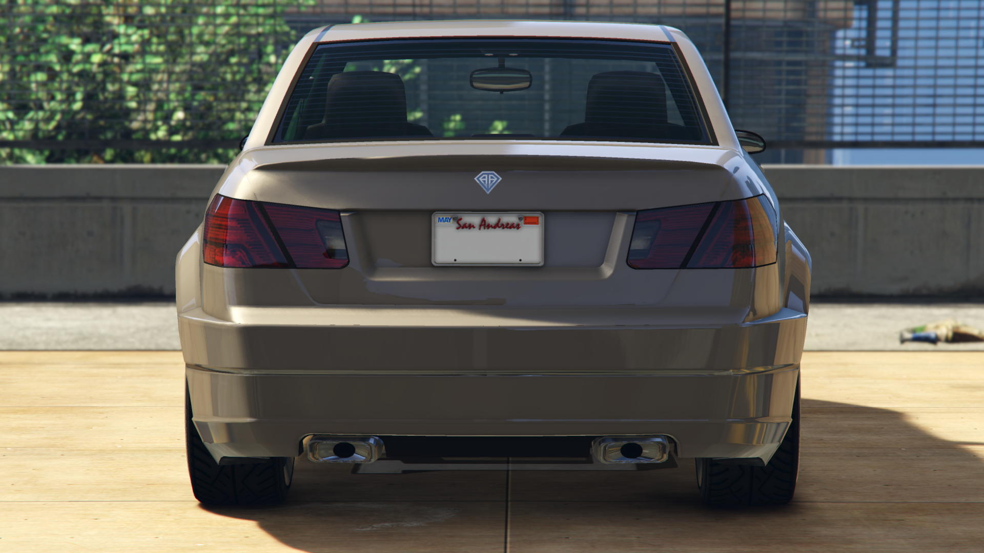 File:Schafter-GTAV-Rear.png