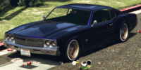 Sabre Turbo Custom