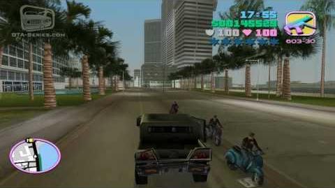 GTA Vice City - Walkthrough - Mission 46 - Gun Runner (HD)