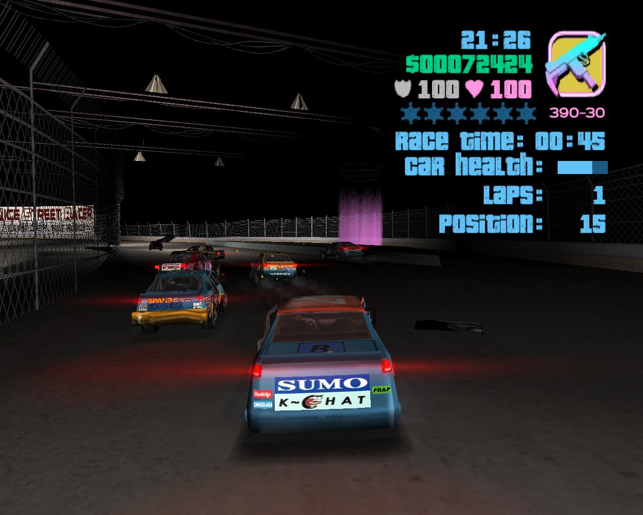 Hotringgtavcgameplay Gameplay Of Hotring In Gta Vice City