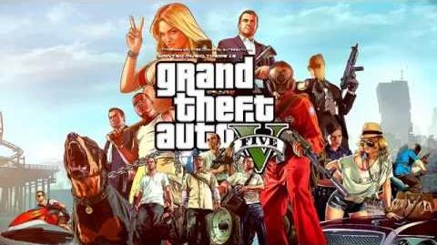 Grand Theft Auto GTA V - Wanted Level Music Theme 13 Next Gen