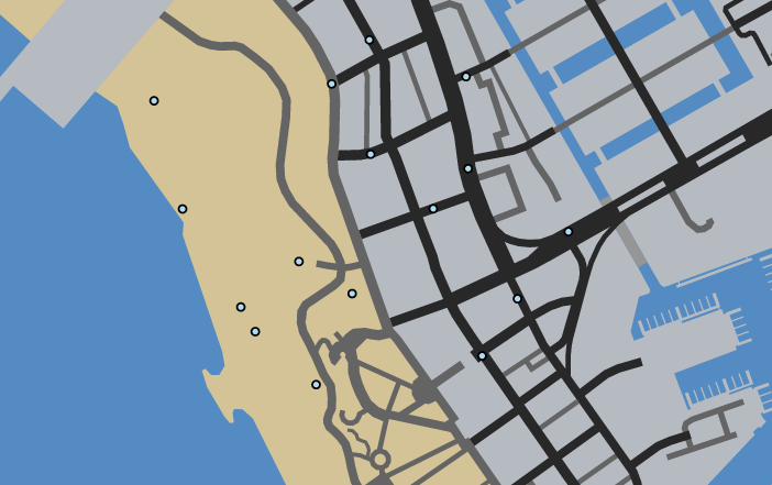 Shellshocked Deathmatch GTAO Map