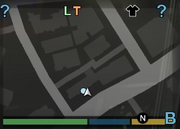 Monkey Mosaics Map GTAVe Hardcore Comic orange