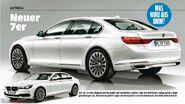 BMW G11 render 2013