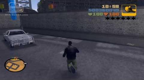 GTA 3 - Walkthrough - Mission 29 - The Wife (HD)