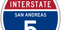 Numbered Highways in San Andreas