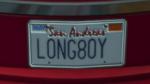 Custom Plate GTAO L0NG80Y