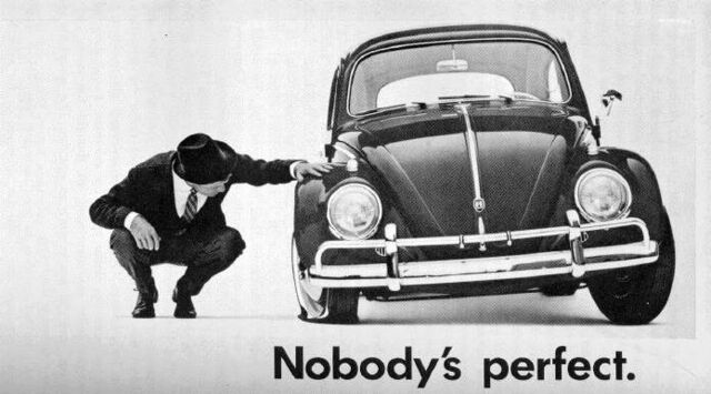 File:VW Beetle with flat.jpg