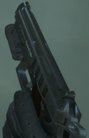 File:Pistol Flashlight GTA V.png