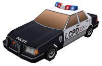 PoliceCar-GTACW-papercraft