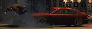 Involuntary ejection (GTA4) (car)
