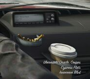 Accessories GTAVe Interior Display