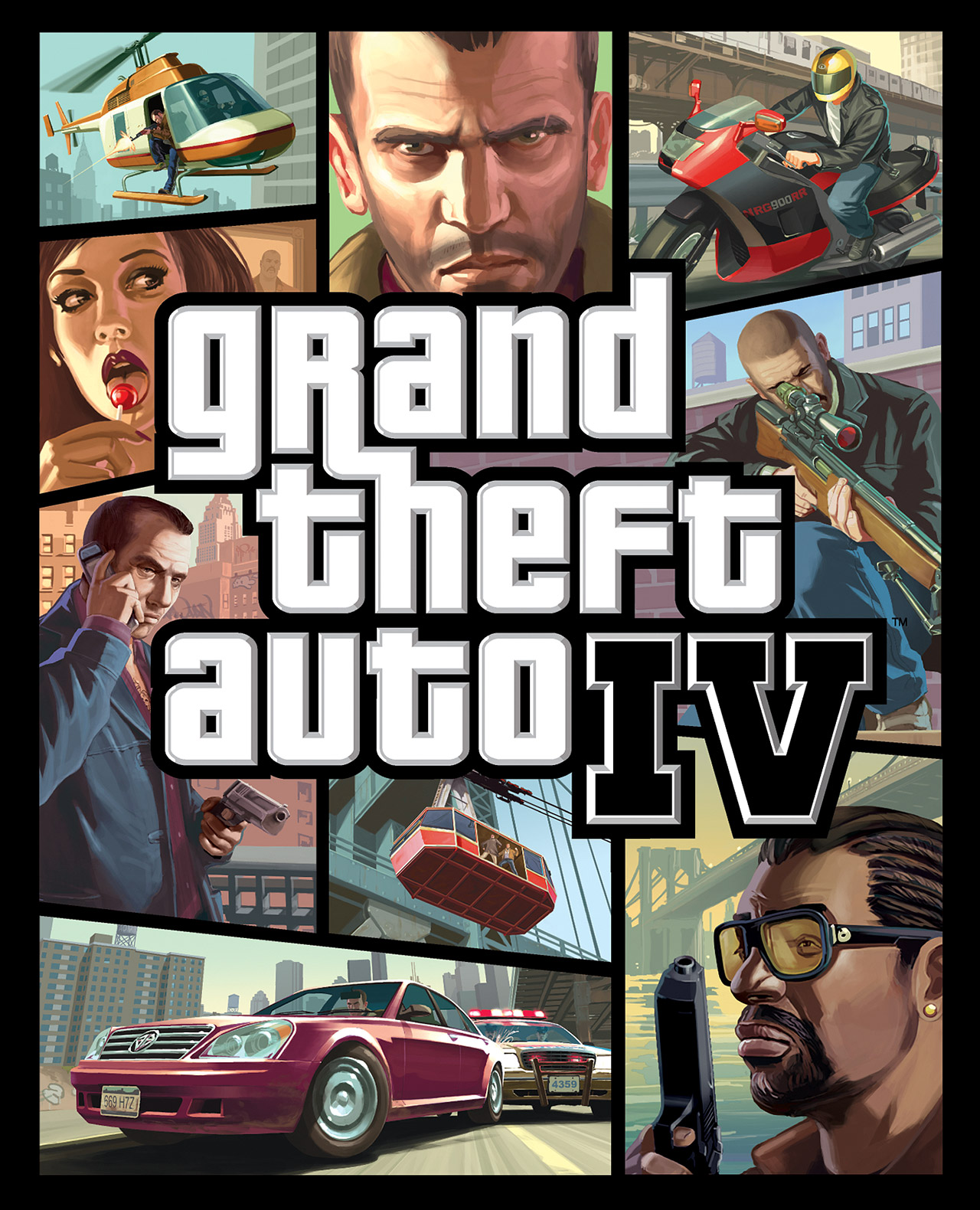 Grand theft auto 4 gta 4 trainer 1 0 7 0 episodes 1 1 2 0