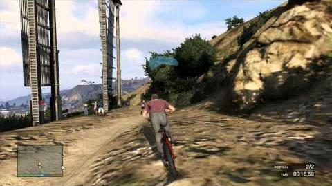 Grand Theft Auto 5 GTA5 Exercisng Demons-Trevor-Mission Gold Achievement Walkthrough
