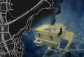 Wreck Skeletal Ship GTAV Map