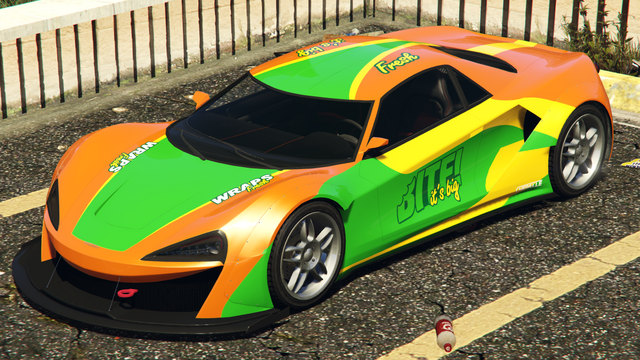 File:ItaliGTBCustom-Bite!Livery-GTAO-front.png