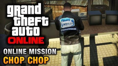 GTA Online - Mission - Chop Chop Hard Difficulty