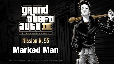 GTA 3 - iPad Walkthrough - Mission 53 - Marked Man