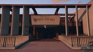 Davis City Hall GTAVe Entry