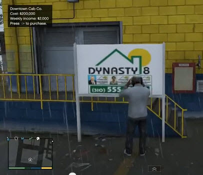 how to get rid of property in gta 5