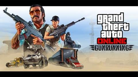 GTA Online Gunrunning Trailer