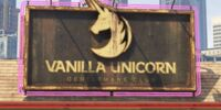Vanilla Unicorn