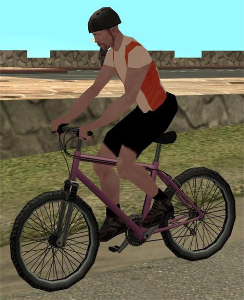 Mountain Bike Gta Wiki Fandom Powered By Wikia