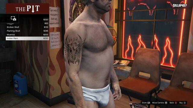 File:Tattoo Trevor Right Arm GTAV Indian Ram.jpg