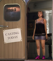 Director Mode Actors GTAVpc Downtown F Student