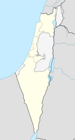 File:Israel outline map.png