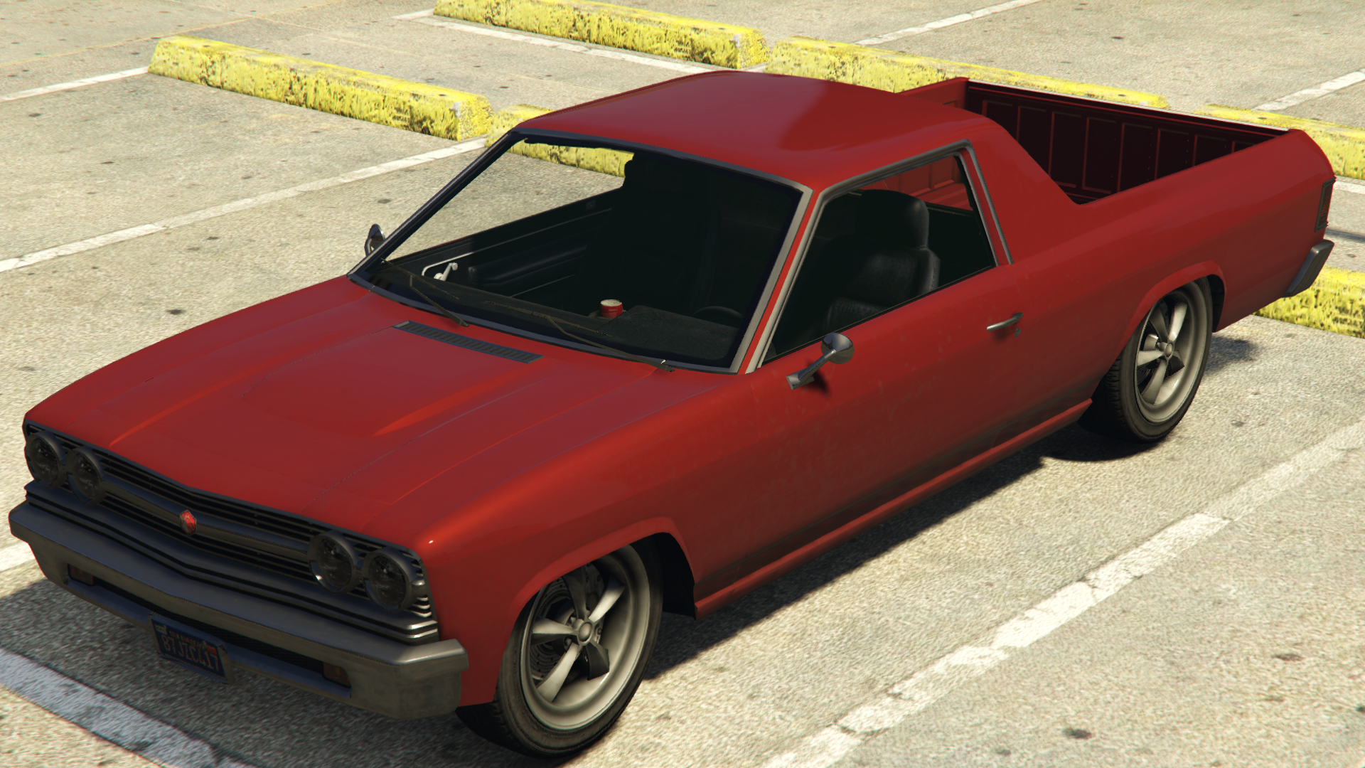 Image cj gtav transparent png gta wiki the grand theft auto wiki - Picador A Picador In Grand Theft Auto