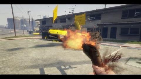 GTA Online Biker DLC Weapons