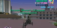 Chopper Checkpoints