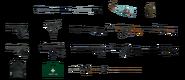 GTA IV guns